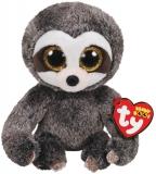 Jucarie plus 15 cm Beanie Boos DANGLER - grey sloth TY