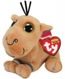Jucarie plus 15 cm Beanie Boos Jamal Camel TY