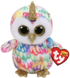 Jucarie plus 15 cm Beanie Boos Enchanted Owl With Horn TY