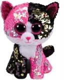 Jucarie plus 15 cm Beanie Boos Flippables MALIBU - cat TY