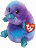 Jucarie plus 24 cm Beanie Boos Purple Platypus TY
