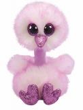 Jucarie plus 42 cm Beanie Boos Kenya lavender ostrich TY