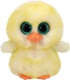 Jucarie plus 15 cm Beanie Boos Lemon Drop chick TY
