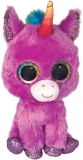 Jucarie plus 15 cm Beanie Boos Rosette Purple Unicorn TY