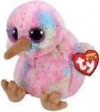 Jucarie plus 24 cm Beanie Boos KIWI - kiwi bird TY