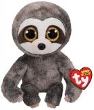 Jucarie plus 24 cm Beanie Boos DANGLER - grey sloth TY