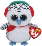 Jucarie plus 24 cm Beanie Boos NESTER - owl TY