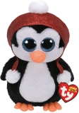 Jucarie plus 24 cm Beanie Boos Gale Penguin TY