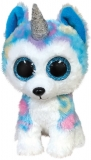 Jucarie plus 24 cm Beanie Boos Helena Husky With Horn TY
