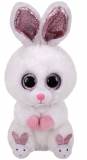 Jucarie plus 24 cm Beanie Boos Slippers rabbit with slippers TY
