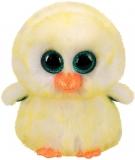 Jucarie plus 24 cm Beanie Boos Lemon Drop chick TY
