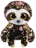 Jucarie plus 15 cm Beanie Boos Flippables Dangler Sloth TY