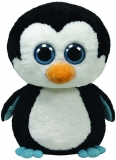 Jucarie Plus 42 cm Beanie Boos Waddles penguin TY