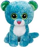 Jucarie Plus 42 cm Beanie Boos Leona blue leopard TY