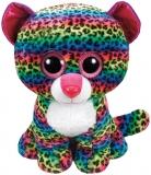 Jucarie plus 42 cm Beanie Boos Dot Multicolor Leopard TY
