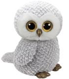Jucarie plus 42 cm Beanie Boos OWLETTE - white owl TY
