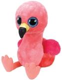 Jucarie plus 42 cm Beanie Boos GILDA - flamingo TY