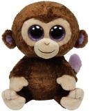Jucarie Plus 24 cm Beanie Boos Coconut monkey TY