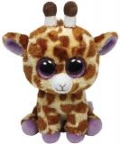 Jucarie Plus 24 cm Beanie Boos Safari giraffe TY