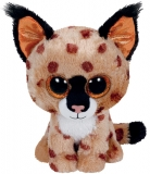 Jucarie Plus 24 cm Beanie Boos Buckwheat brown linx TY