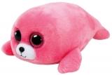 Jucarie plus 24 cm Beanie Boos PIERRE - pink seal TY
