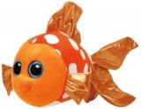 Jucarie plus 24 cm Beanie Boos SAMI - orange fish TY