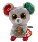 Jucarie Plus 15 cm Beanie Boos Mac the Mouse TY