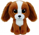 Jucarie Plus 15 cm Beanie Boos Tala Brown Dog TY
