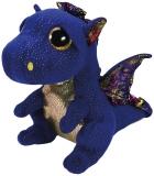 Jucarie plus 24 cm Beanie Boos SAFFIRE - dragon TY