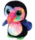 Jucarie Plus 24 cm Beanie Boos Beaks Toucan Bird Ty