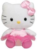 Jucarie Plus 15 cm Beanie Babies Lic Hello Kitty ballerina TY