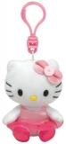 Jucarie Plus Cu Breloc Beanie Babies 8.5 cm Hello Kitty ballerina TY