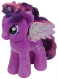 Jucarie Plus 18 cm My little pony Lic Twilight Sparkle TY