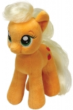 Jucarie Plus 18 cm My little pony Lic Apple Jack TY