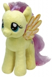 Jucarie Plus 18 cm My little pony Lic Fluttershy TY