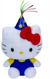 Jucarie plus 15 cm Beanie Babies Hello Kitty Celebration TY