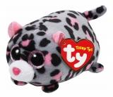 Jucarie Plus 10 cm Teeny Tys Miles leopard TY