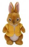 Jucarie Plus 15 cm Beanie Babies Peter Rabbit Mopsy Ty
