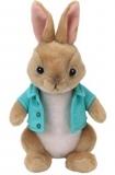 Jucarie Plus 15 cm Beanie Babies Peter Rabbit Cottontail Ty