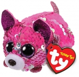 Jucarie plus 10 cm Teeny Tys Flippables Yappy Chihuahua TY