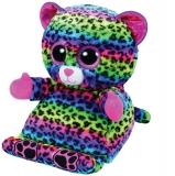 Jucarie plus 25 cm Peek-A-Boos Lance Multicolor Leopard TY