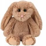 Jucarie plus 24 cm Attic Treasures ADRIENNE - brown bunny TY