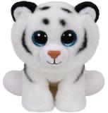 Jucarie Plus 25 cm Classic Tundra white tiger TY