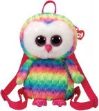 Ghiozdan plus 25 cm Ty Gear Owen multicolor owl TY