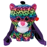 Ghiozdan Plus 33 cm Ty Gear Dotty Multicolor Leopard TY