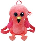 Ghiozdan plus 25 cm Ty Gear Gilda flamingo TY
