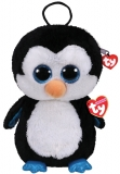 Ghiozdan plus 25 cm Ty Fashion Waddles penguin TY