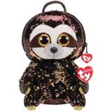 Ghiozdan plus 25 cm Ty Fashion Dangler Sloth TY