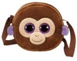 Geanta de umar plus 24 cm Ty Gear Coconut Monkey Ty