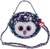 Geanta de umar plus 15 cm Ty Fashion Moonlight Owl TY